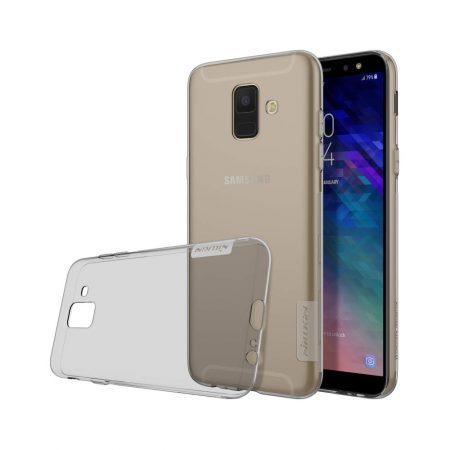 قیمت خرید قاب ژله ای نيلكين گوشی سامسونگ Samsung A6 2018 مدل TPU