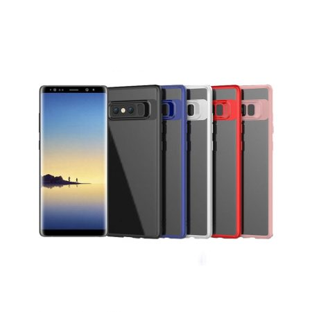 قیمت خرید کاور شفاف راک گوشی سامسونگ Samsung Galaxy Note 8
