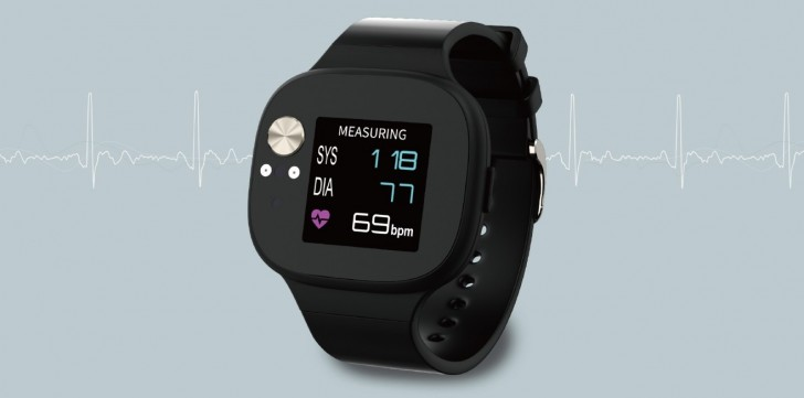 قیمت خرید ساعت هوشمند VivoWatch BP