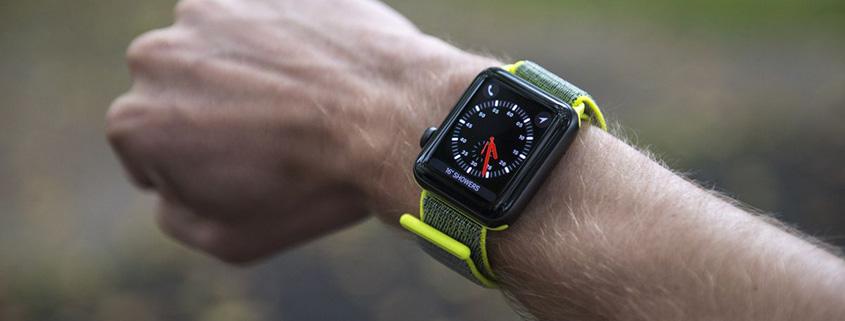 سهم فروش ساعت هوشمند اپل واچ