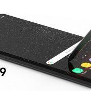 مشخصات ظاهری و طراحی گوشی سامسونگ گلکسی نوت 9