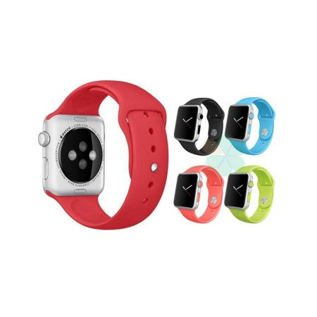 قیمت خرید بند اسپرت Apple Watch 38mm مدل سیلیکونی CoTEetCi