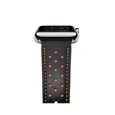 قیمت خرید بند چرمی ساعت اپل واچ 42 میلی متری مدل Belt Strap