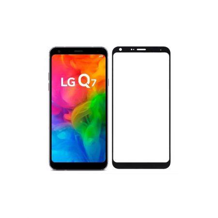 قیمت خرید محافظ صفحه نمایش دور چسب گوشی ال جی LG Q7