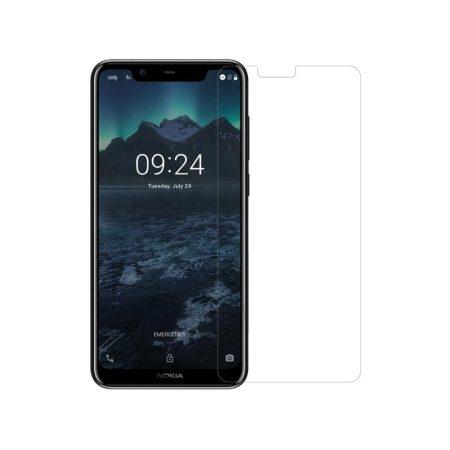 قیمت خرید محافظ صفحه گلس گوشی نوکیا Nokia 5.1 Plus / X5