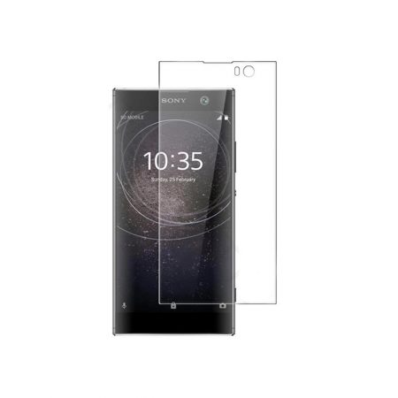 قیمت خرید محافظ صفحه گلس گوشی سونی Sony Xperia XA2 Plus