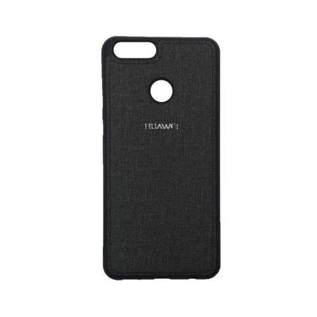 قیمت خرید گارد ژله ای گوشی Huawei Honor 7X طرح پارچه ای