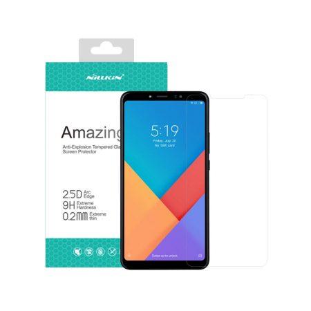 قیمت خرید گلس نیلکین گوشی Xiaomi Mi Max 3 مدل Amazing H+ Pro
