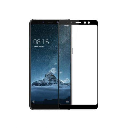 قیمت خرید گلس محافظ تمام صفحه گوشی سامسونگ Samsung Galaxy A8 2018