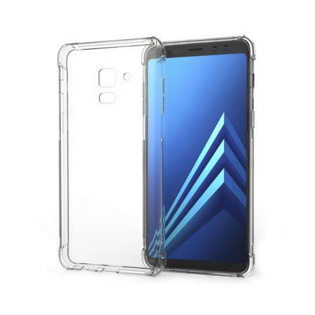 قیمت خرید قاب ژله ای گوشی Samsung Galaxy A8 Plus 2018 مدل Clear TPU