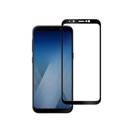 قیمت خرید گلس محافظ تمام صفحه گوشی سامسونگ Samsung A8 Plus 2018