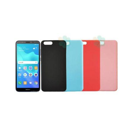 قیمت خرید قاب محافظ سیلیکونی گوشی هواوی Huawei Y5 Prime 2018