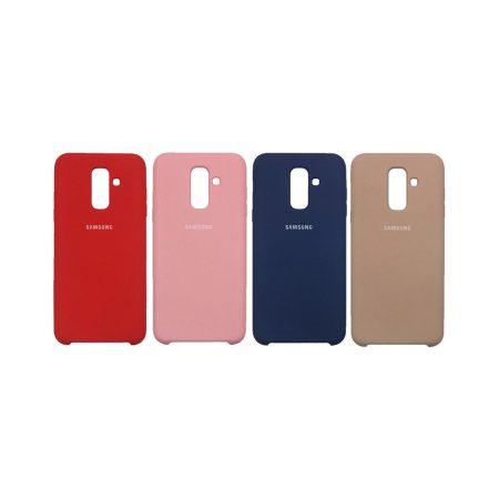 قیمت خرید قاب محافظ سیلیکونی گوشی Samsung Galaxy A6 Plus 2018