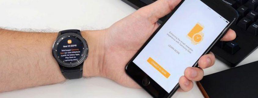 آموزش ویدیویی ریست ساعت هوشمند گیر اس 3 Samsung Gear S3