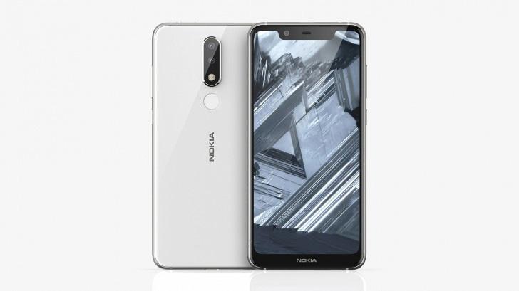مشخصات گوشی Nokia X5