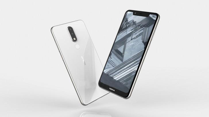 ویژگی های گوشی Nokia X5