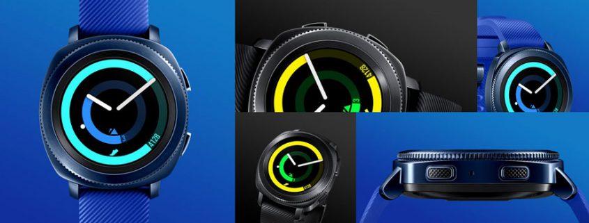 آموزش ویدیویی جفت سازی و راه اندازی سامسونگ گیر اسپرت Gear Sport