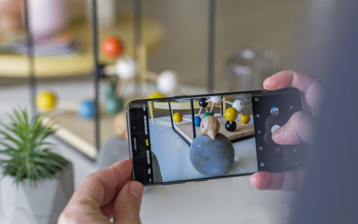 دوربین گوشی سامسونگ Galaxy S10