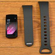 آموزش ویدیویی تعویض بند سامسونگ گیر فیت 2 Samsung Gear Fit 2