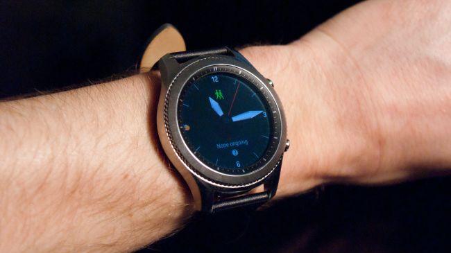 تاریخ انتشار ساعت هوشمند سامسونگ Gear S4