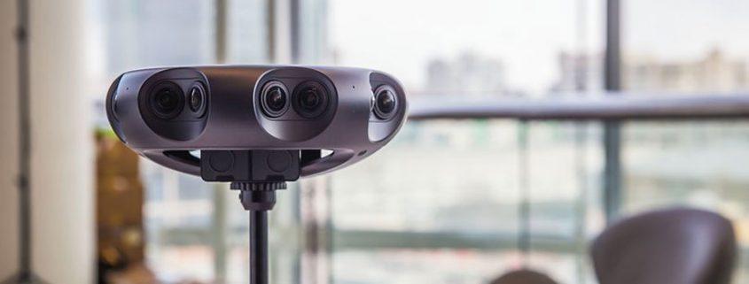 معرفی جدیدترین دوربین حرفه ای 360 درجه سامسونگ 360 Round