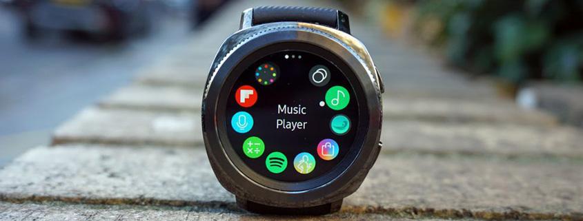 مشخصات و قیمت خرید ساعت هوشمند Gear S4