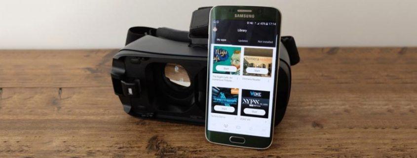 آموزش نحوه اجرای برنامه گوگل کاردبرد با Gear VR 2017