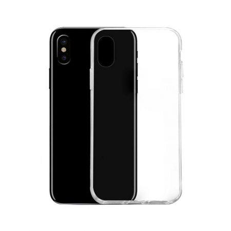 قیمت خرید قاب ژله ای شفاف گوشی آیفون 10 - iPhone X مدل Clear TPU