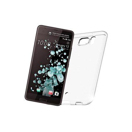 قیمت خرید قاب ژله ای گوشی اچ تی سی HTC U Ultra مدل Clear TPU