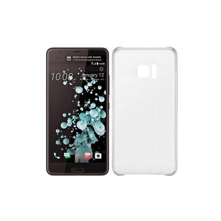 قیمت خرید قاب ژله ای شفاف گوشی HTC U Ultra مدل Clear TPU