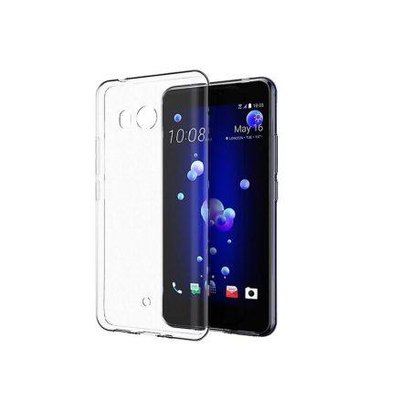 قیمت خرید قاب ژله ای شفاف گوشی موبایل HTC U11 مدل Clear TPU