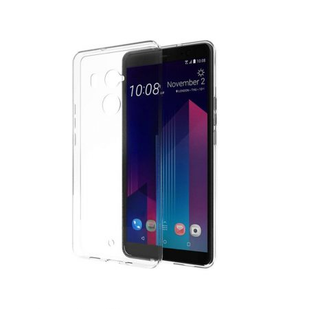 قیمت خرید قاب ژله ای شفاف گوشی HTC U11 Plus مدل Clear TPU