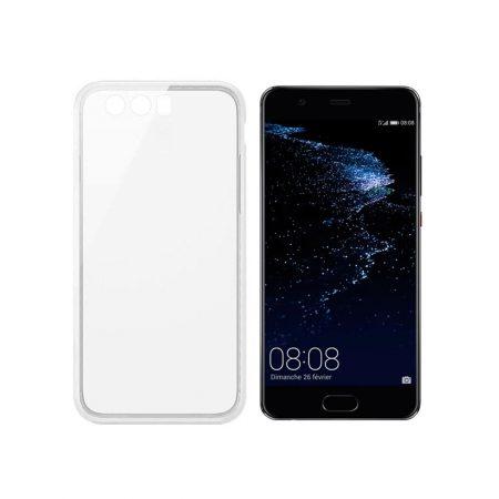 قیمت خرید قاب ژله ای گوشی هواوی Huawei P10 Plus مدل Clear TPU