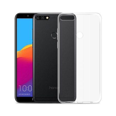 قیمت خرید قاب ژله ای گوشی Huawei Y7 Prime 2018 مدل Clear TPU