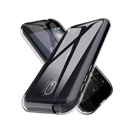 قیمت خرید قاب ژله ای شفاف گوشی نوکیا 1 - Nokia 1 مدل Clear TPU