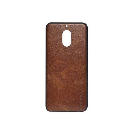 قیمت خرید قاب چرمی Huanmin برای گوشی نوکیا 6 - Nokia 6