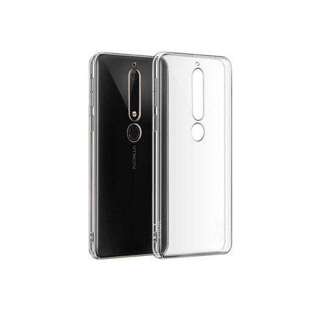 قیمت خرید قاب ژله ای گوشی نوکیا 6.1 - Nokia 6 2018 مدل Clear TPU