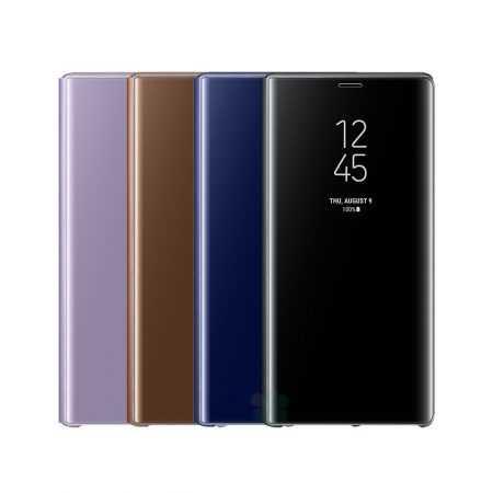 قیمت خرید کاور هوشمند گوشی سامسونگ نوت 9 Samsung Galaxy Note 9 Clear View