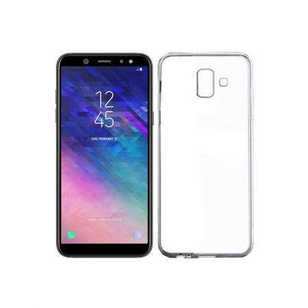 قیمت خرید قاب ژله ای شفاف گوشی سامسونگ Galaxy A6 2018 مدل Clear TPU