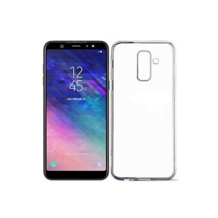 قیمت خرید قاب ژله ای شفاف گوشی Samsung A6 Plus 2018 مدل Clear TPU