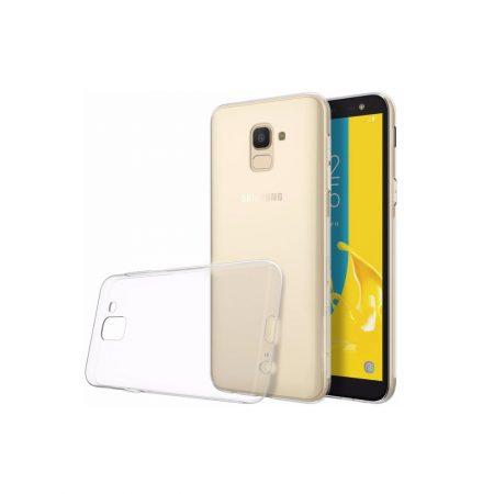قیمت خرید قاب ژله ای گوشی سامسونگ Samsung Galaxy J6 مدل Clear TPU