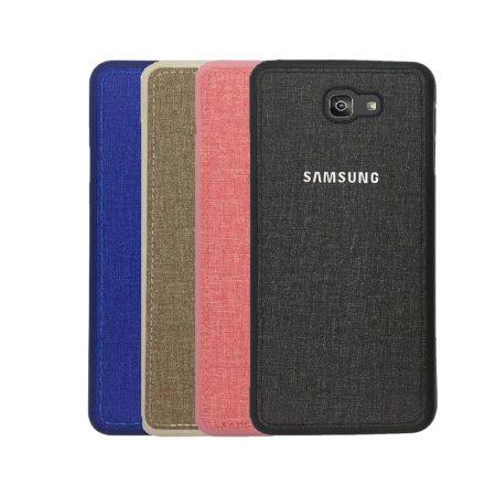 قیمت خرید گارد ژله ای گوشی سامسونگ Galaxy J7 Prime 2018 طرح پارچه ای