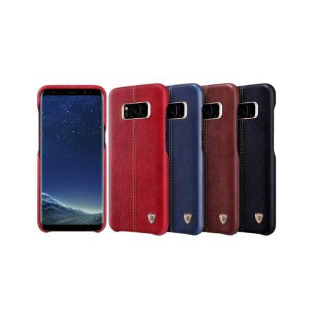 قیمت خرید کاور چرمی نیلکین Englon برای گوشی Samsung Galaxy S8 Plus
