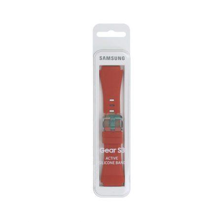 قیمت خرید بند اورجینال ساعت سامسونگ Gear S3 مدل Active Silicone