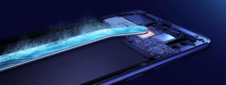 فناوری خنک کننده گوشی قیمت خرید گوشی Huawei Honor Note 10