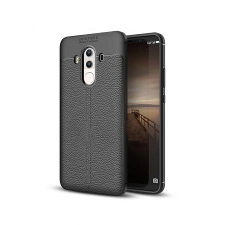 قیمت خرید کاور چرمی اتو فوکوس مناسب گوشی هواوی میت 10 پرو Huawei Mate 10 Pro