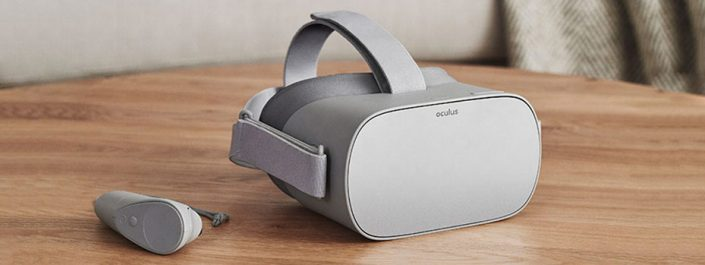نقد و بررسی ویدیویی عینک واقعیت مجازی Oculus Go