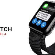 معرفی نسل چهارم اپل واچ (apple watch 4) با سنسور ضربان قلب بهبود یافته و صفحه نمایش بزرگتر