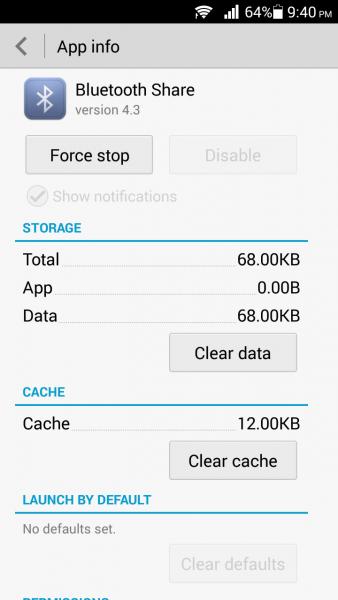 پاک کردن حافظه Cache و Data