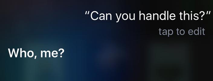 دستورات کاربردی Siri